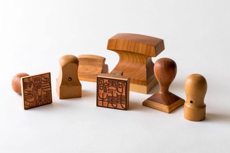 木彫り印鑑